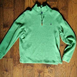 Ralph Lauren Half Zip Pullover